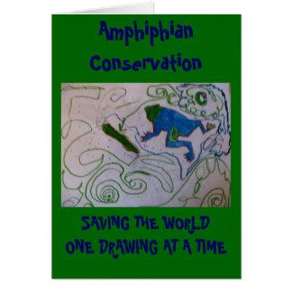 Carte Conservation d'Amphiphian
