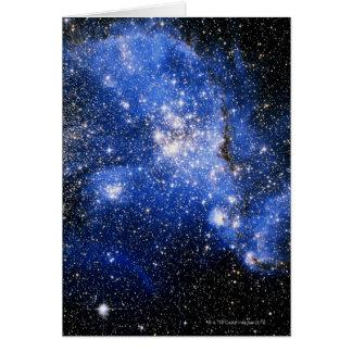 Carte Constellation Tucana
