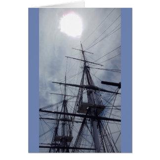 Carte Constitution d'USS, Boston, mA