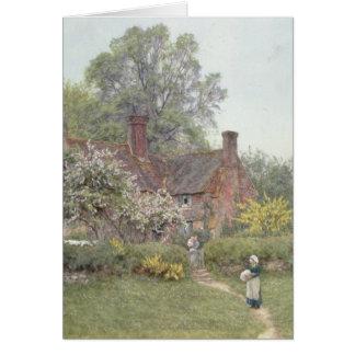 Carte Cottage chez Chiddingfold