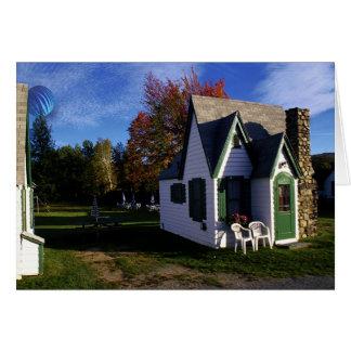 Carte Cottage de Teenie