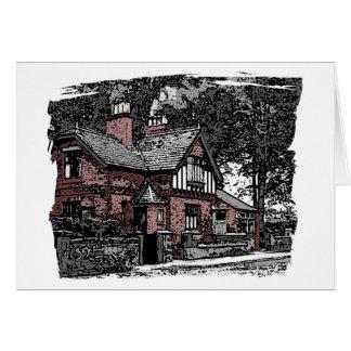 Carte Cottage d'Eglish