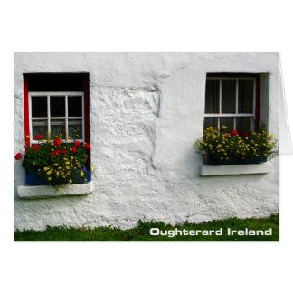Carte Cottages irlandais
