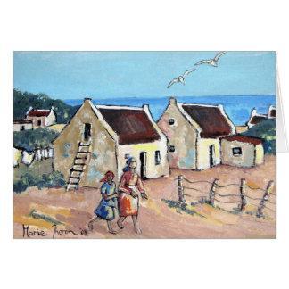 Carte Cottages par la mer
