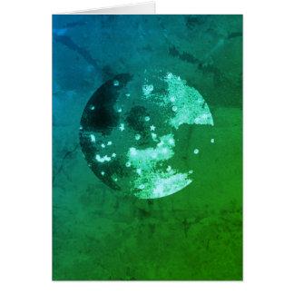 Carte Couleur pour aquarelle cosmique