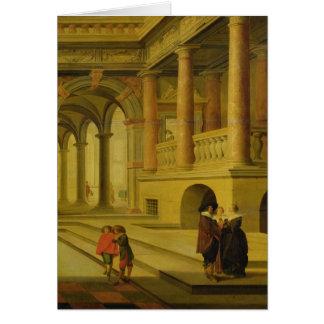 Carte Cour de palais