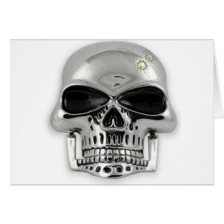 Carte crâne