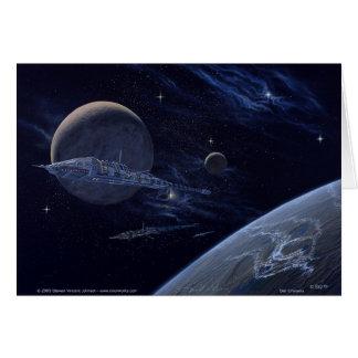 Carte Croiseurs d'étoile