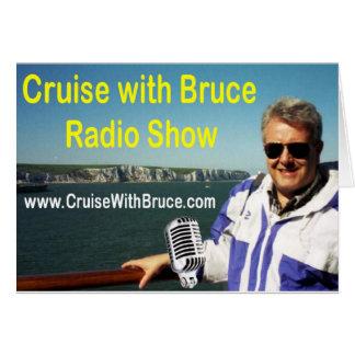 Carte Croisière avec Bruce