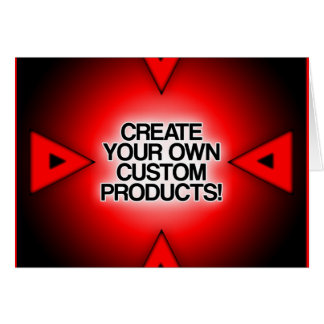 Carte Customisez/personnalisez/créez vos propres