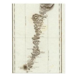 Carte d'Acapulco vers Mexico