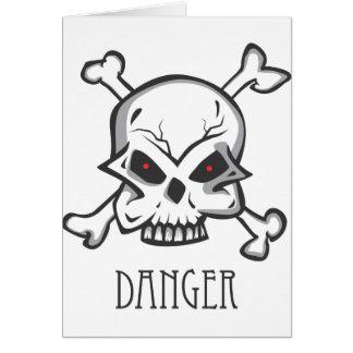 Carte Danger - 1