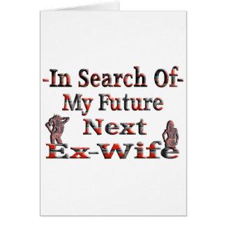 Carte - Dans la recherche de ma future prochaine