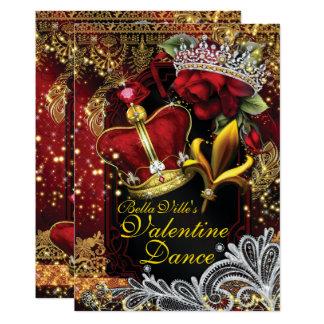 Carte Danse de bal d'étudiants de retours au pays