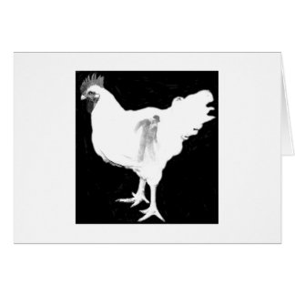 Carte Danse de poulet
