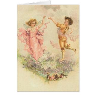 Carte Danse des fées
