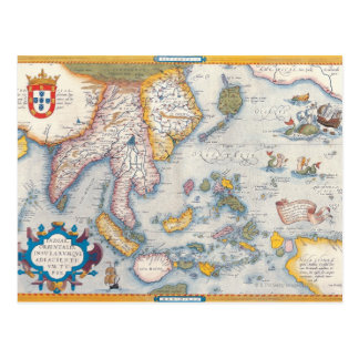 Carte d'Asie du Sud-Est 2