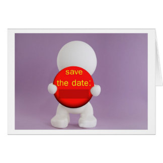 Carte Date save the