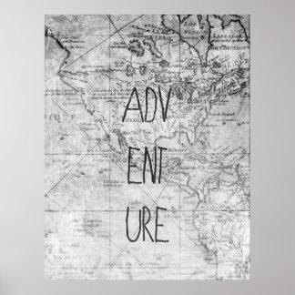 Carte d'aventure