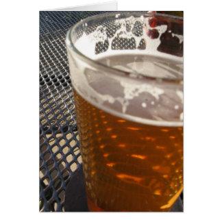 Carte de bière