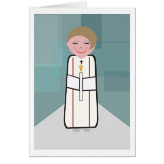 carte de communion