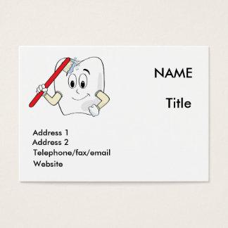 Carte de dentiste