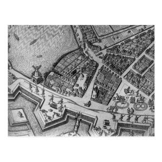 Carte de Hambourg