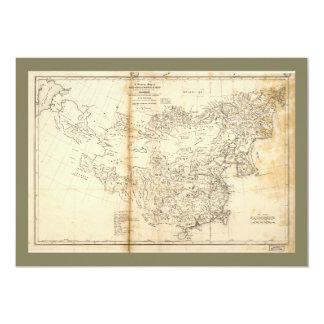 Carte de la Chine Chinoise-Tartary et du Thibet