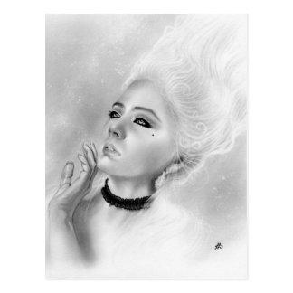 Carte de la Reine Marie Antoinette