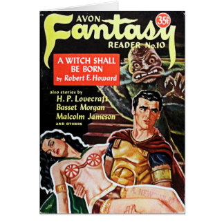 Carte de lecteur d'imaginaire d'Avon