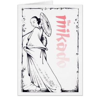 Carte de Mikado