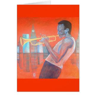 Carte de Miles Davis