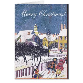 Carte de Noël - décembre 1925 couverture du monde