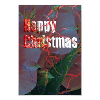 Carte de Noël heureux