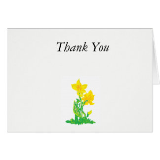 Carte de note/Merci