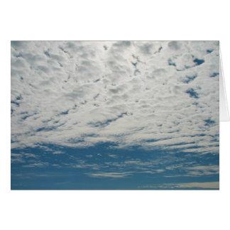 Carte de nuages