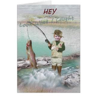 Carte de pêche de truite