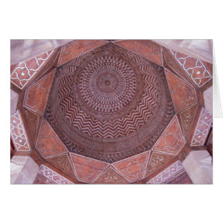 Carte de plafond de fontaine
