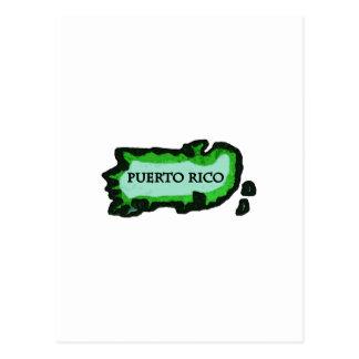 Carte de Porto Rico (cru)