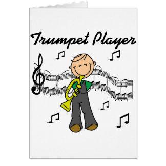 Carte de trompettiste