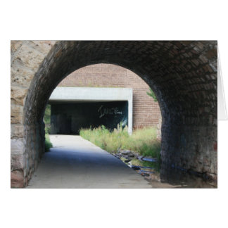 Carte de tunnels
