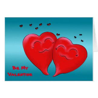 Carte de Valentine