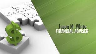 Carte De Visite Conseiller Financier Consultant En Matire