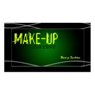 Cartes De Visite Maquillage