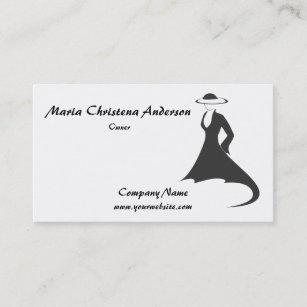 Carte De Visite Couture Haute
