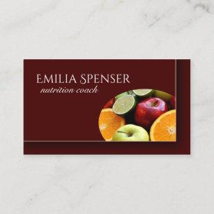 Carte De Visite Dentraneur Nutrition