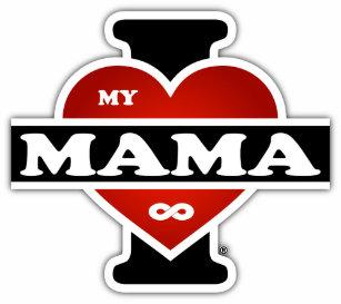 Carte De Visite Jaime Ma Maman To Infinity