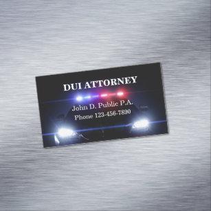 Carte De Visite Magntique Avocat Dfense Mandataire DUI