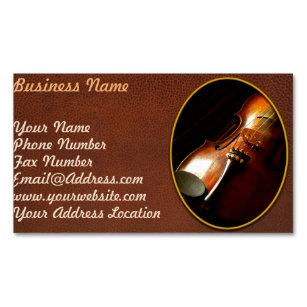 Cartes De Visite Musique Classique Violon Personnalises