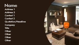 Carte De Visite Meubles Design Dinterieur